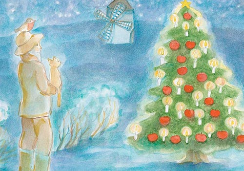 Conte de Noël : Le Cadeau du meunier