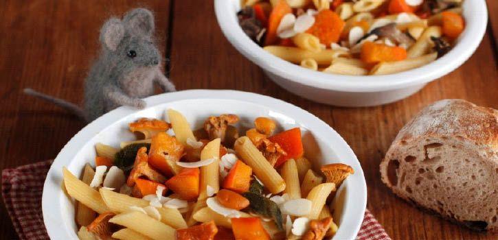 Des recettes de cuisine végétarienne